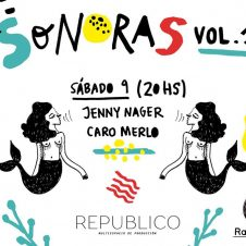 Radio Revés presenta SONORAS Vol.1